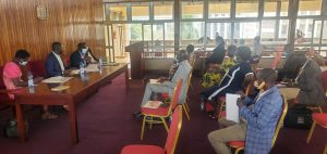 Read more about the article HESFB Meets Karamoja MPs over Numbers